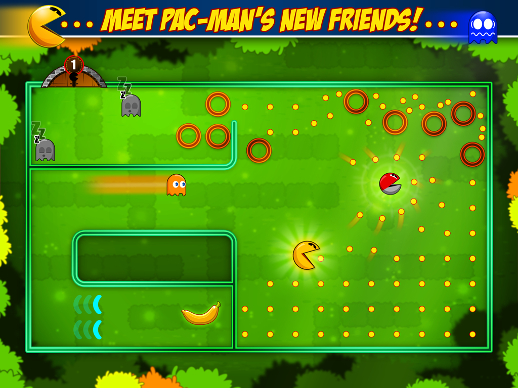PAC-MAN Friends - screenshot
