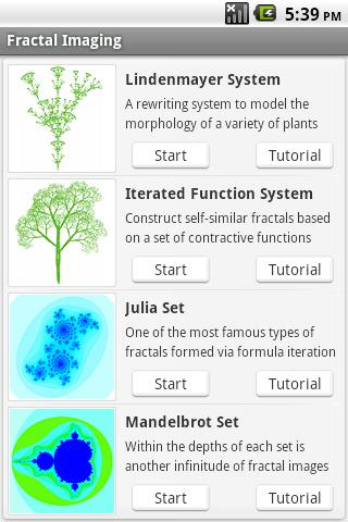 Fractal Imaging Free Edition - screenshot