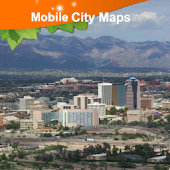 Tucson Street Map