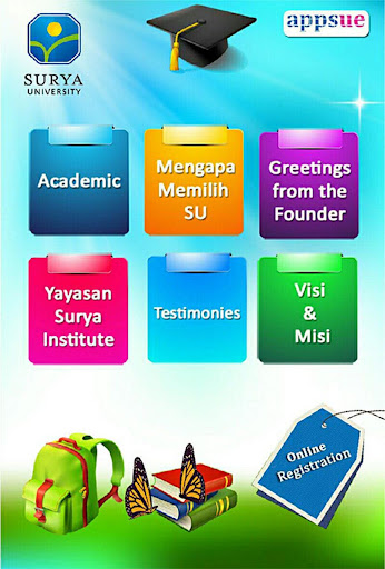 Surya University 1.0.4 screenshots 1