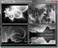 Anders @ Work: Grayscale Effect - A Pixel Shader Effect in WPF