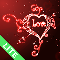 Hearts Live Wallpaper Lite logo