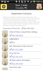New Castle County Police- screenshot thumbnail