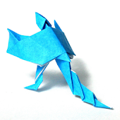 Dinosaur Origami 14