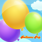 Balloons Pop (kids)