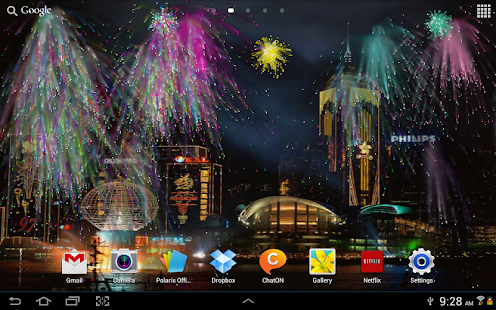 July 4th Fireworks HD - screenshot thumbnail