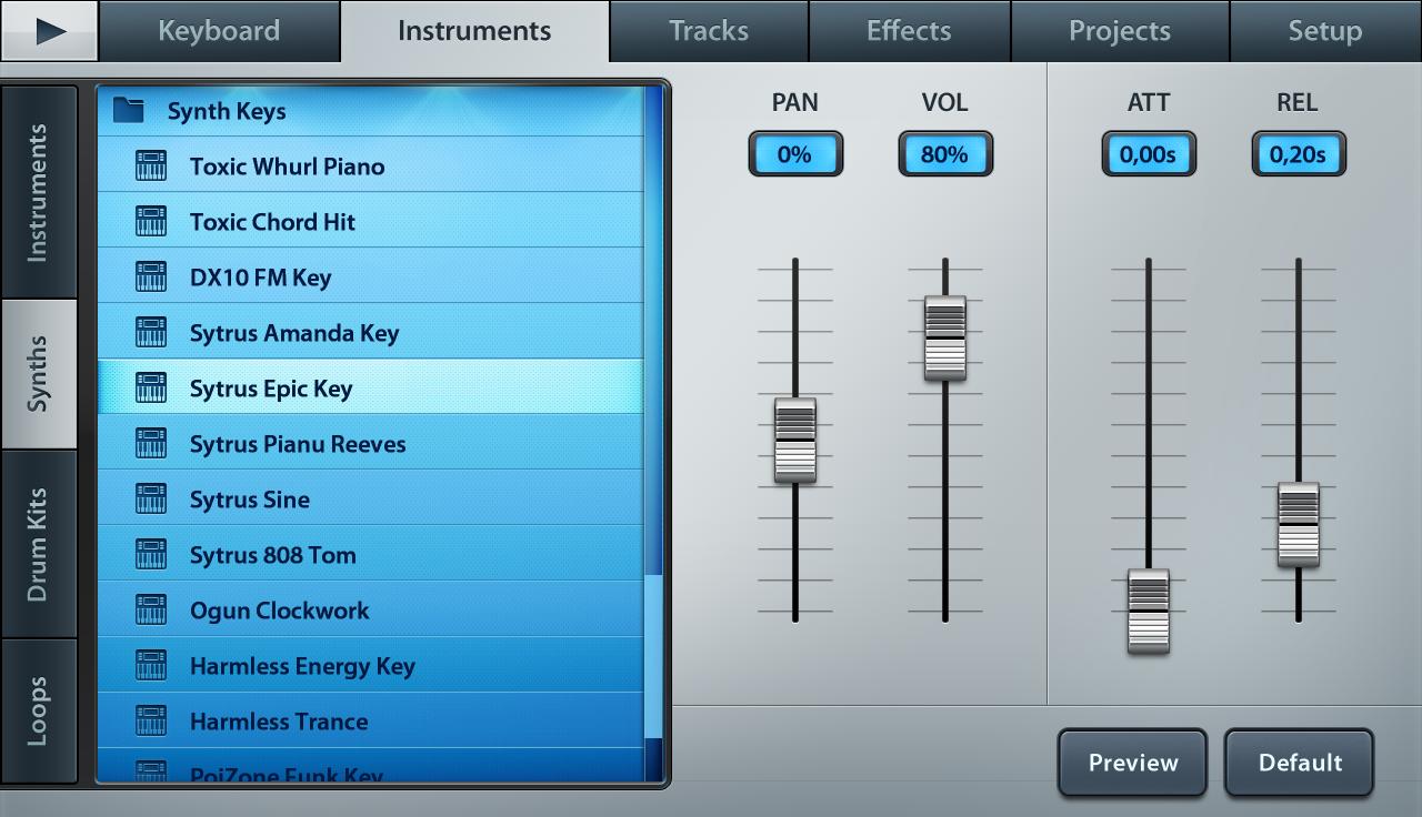 FL Studio Mobile screenshot #10