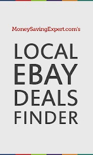 Local Ebay Deals Finder - screenshot thumbnail