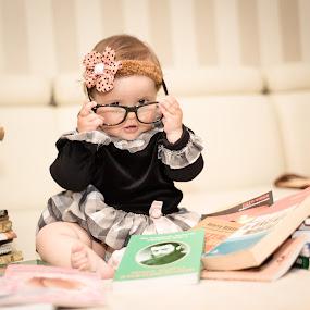 Learning by Dorin Crisan - Babies & Children Babies ( crisan dorin, baby, lear, cute )