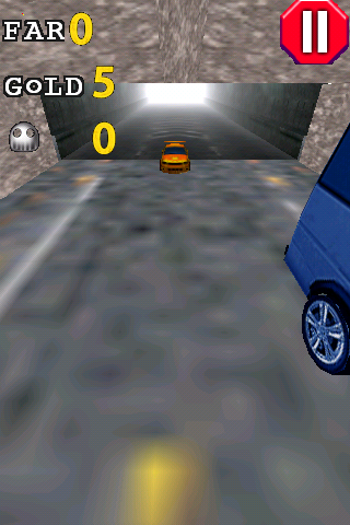 3d Crazy Racing
