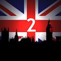 Audio Curso Inglés Fácil 2 logo