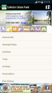 VA State Parks Guide - screenshot thumbnail