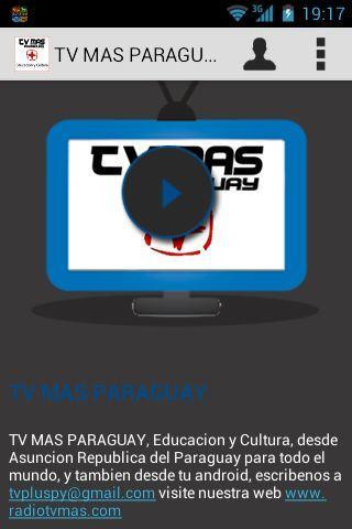 TV MAS PARAGUAY