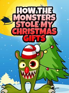 如何在怪物偷了我的礼物