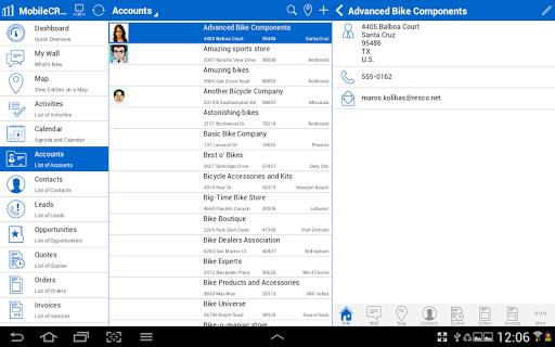 玩免費商業APP|下載Resco Mobile CRM app不用錢|硬是要APP
