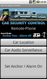 Car Security Control - screenshot thumbnail
