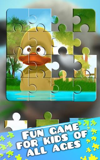 Farm Games Kids Jigsaw Puzzles  screenshots 4