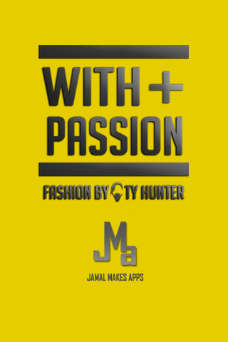 With Passion By Ty Hunter