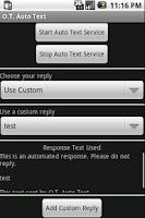 Screenshot of O.T. Auto Text