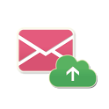 ドコモメールバックアップ icon