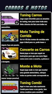 Jogos de Carros e Motos - screenshot thumbnail