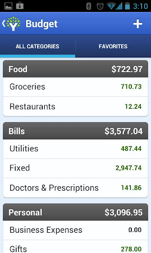 You Need A Budget (YNAB) for Android - Version 2 0 2 147
