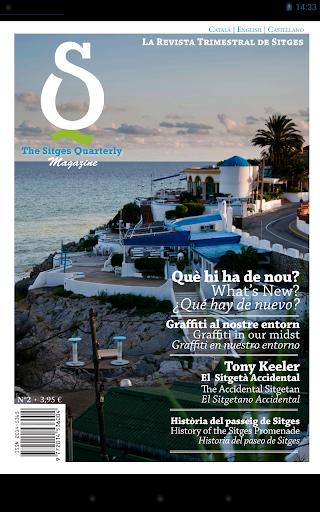 The Sitges Quarterly Magazine
