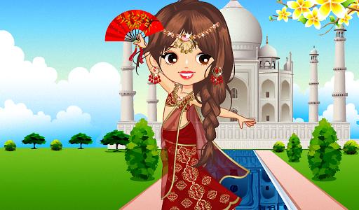 休閒必備免費app推薦|印度公主裝扮線上免付費app下載|3C達人阿輝的APP