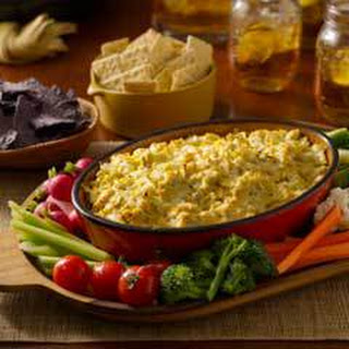 Start Your Appetite Artichoke Dip.