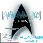 Trek: PlayerPro Skin