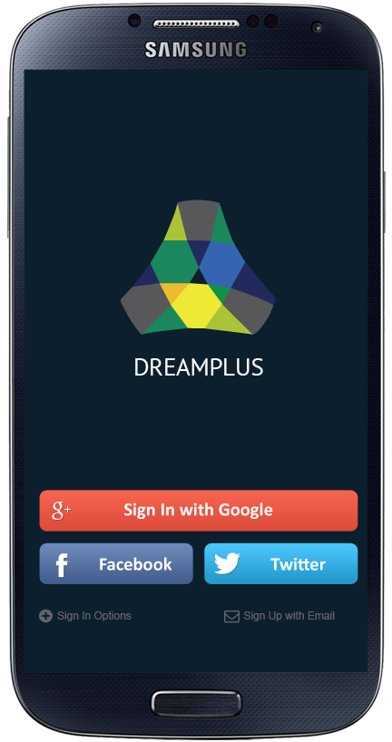 DreamPlus- screenshot