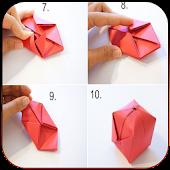 Origami as art