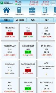 FlipMe Geojit BNP Paribas - screenshot thumbnail