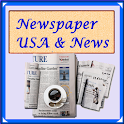 Newspaper USA & News logo