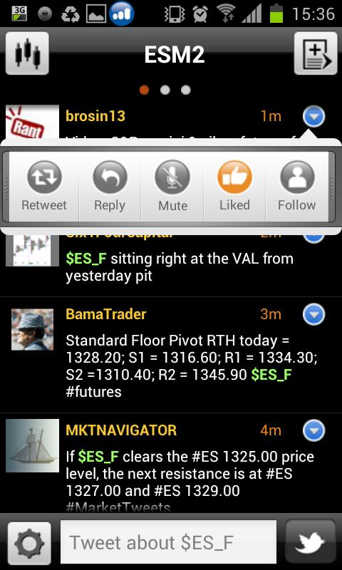 OEC iBroker- screenshot
