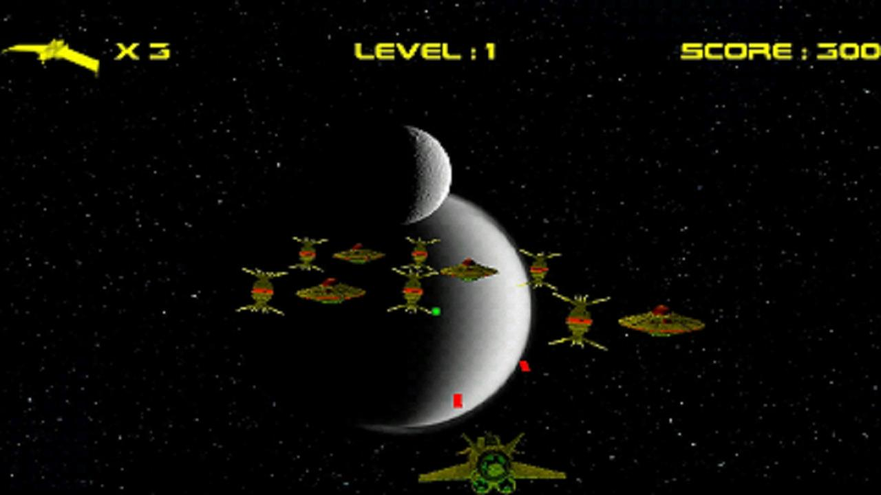 Zunder Wars 3D- screenshot