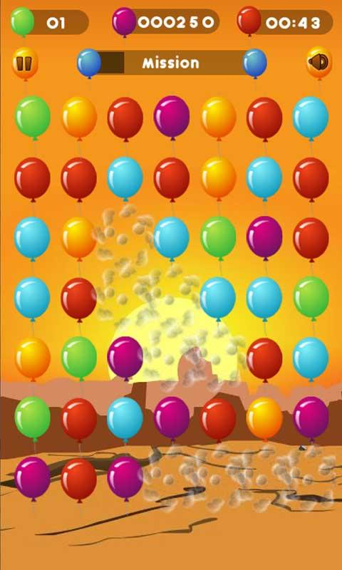Bubble Crush- screenshot
