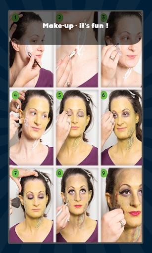 创建你的化妆
