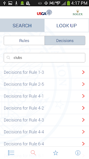 The Rules of Golf- screenshot thumbnail