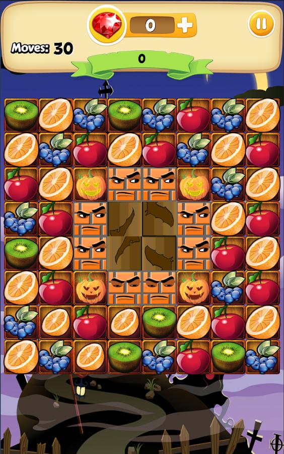 Screenshots of Fruit Bump for iPhone