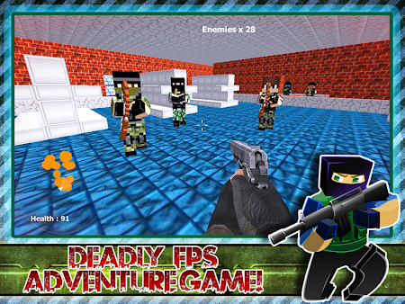 Cube Strike War Encounters C6 screenshot 54316