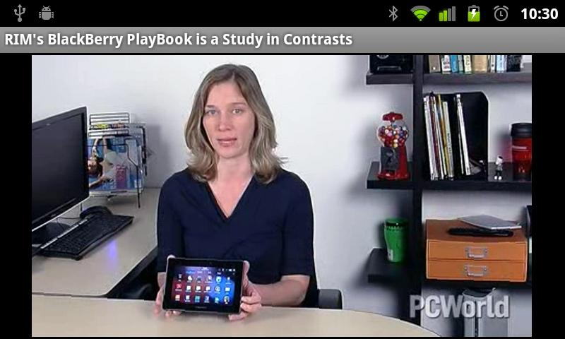 PCWorld Video- screenshot