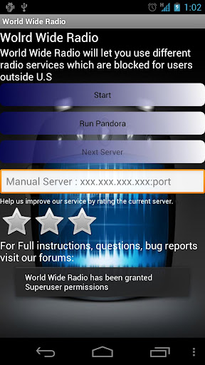 World Wide Radio v1.3