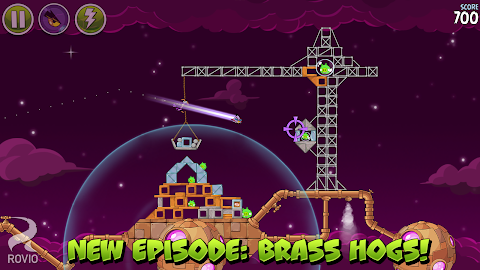 Angry Birds Space Screenshot 2