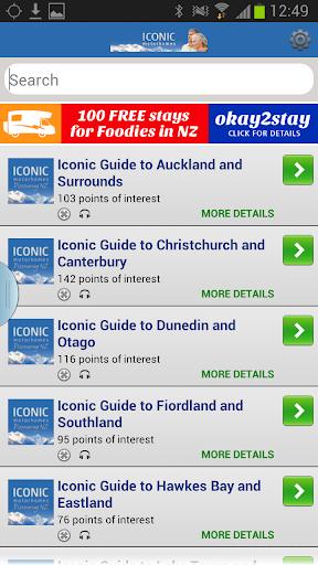 Iconic New Zealand Travel