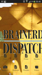 The Brainerd Dispatch - screenshot thumbnail