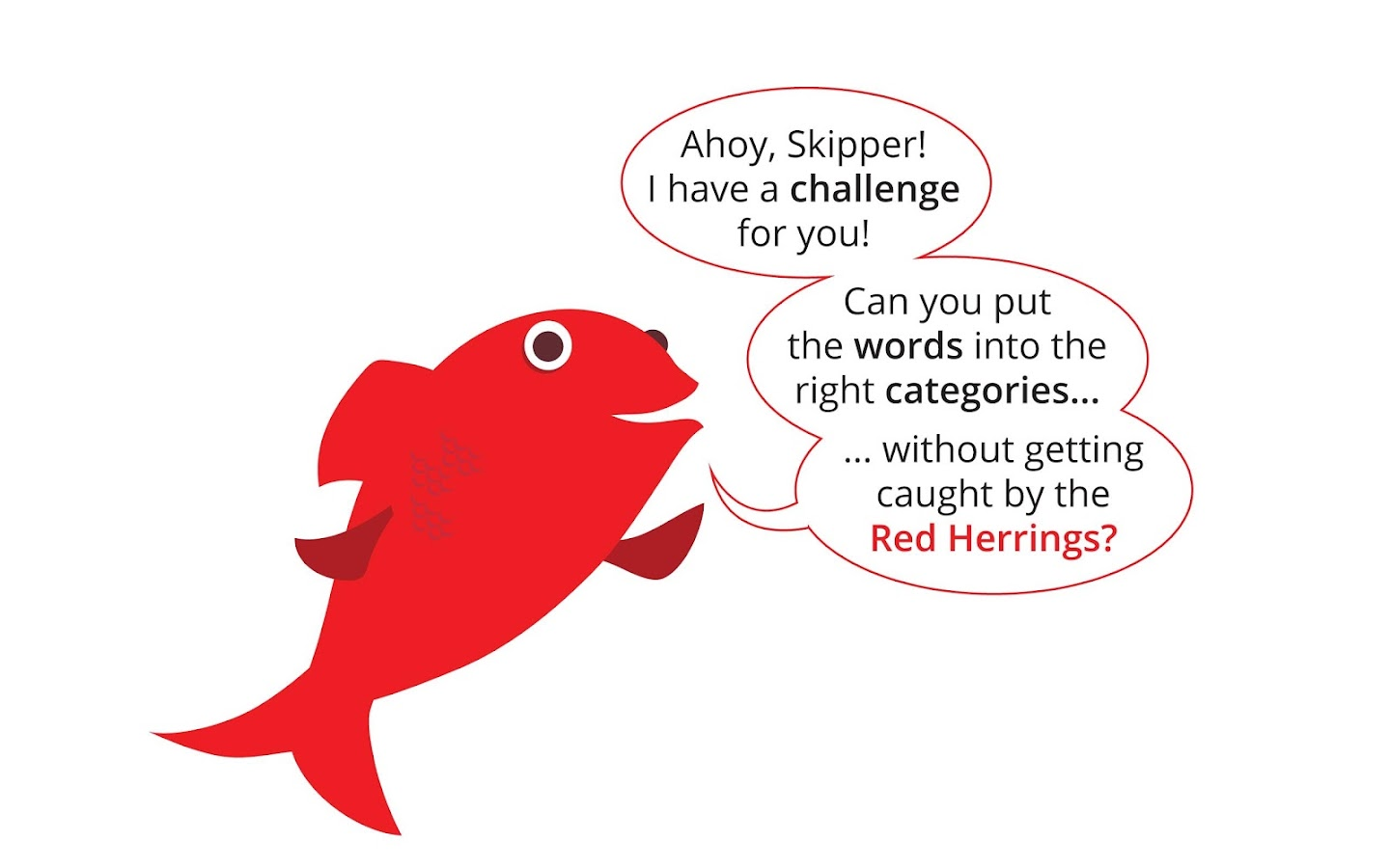 Red Herring- screenshot