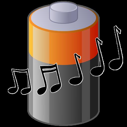 BatterySound LOGO-APP點子