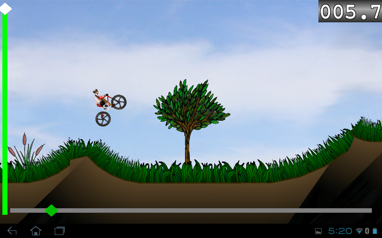 Mountain Bike Mayhem- screenshot