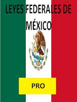 Screenshot of Leyes Federales de México PRO